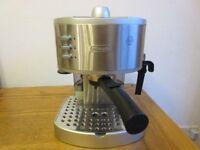 Delonghi espresso maker for ground coffee