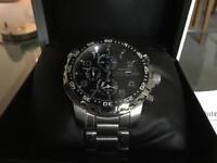 Men's Seiko Solar Chronograph Watch