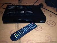 BUSH FREEVIEW FREEVIEW RECORDER BOX. SPARES/REPAIR.