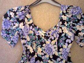Laura Ashley dress......size 10.....Vintage...EXCELLENT Condition