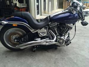 HARLEY DAVIDSON SOFTAIL DEUCE 08/2006 MODEL 13081KMS MAKE OFFER Campbellfield Hume Area Preview