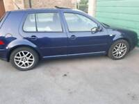 Vw Golf gt tdi pd 130...spares or repairs