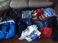 Boy's Clothes: Age 2 -3