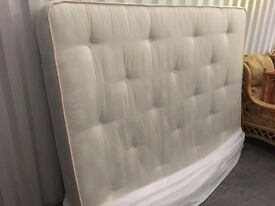 Kingsize mattress 5FT in very good condition very thick