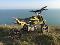 2015 stomp 125cc £500 ono