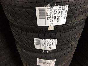 235/60/17 Toyo Open Country *Allseason Tires*