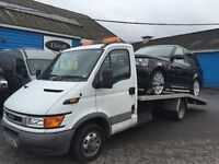 24/7 Midands-Recovery - Breakdown Recovery - Accident Recovery - Car transportation - salvage cars