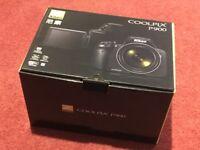 Nikon coolpix P900 brand new