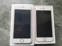 IPhone 6s 128gb unlocked x2
