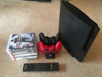 Play Station 3 slim bundle