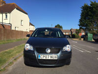 Volkswagen Polo 1.2 E 5dr £1,995 p/x welcome 2007 (07 reg), Hatchback