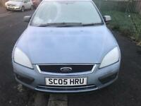 FORD FOCUS 1.6 Blue 12 MONTHS MOT Full Service 92K £1050