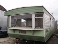 Atlas Applause FREE DELIVERY 26x10 2 bedrooms offsite choice of over 50 static caravans at any time