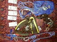 Climbing Absail Ascender kit