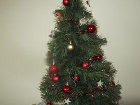 Christmas Tree 3ft fibre optic