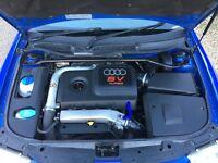 Audi S3 bam 225 nogaro blue