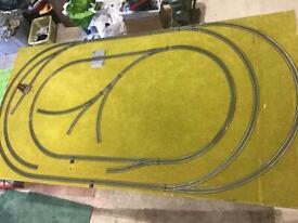 Train track board