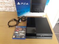 PS4 500GB Refurbished And Boxed