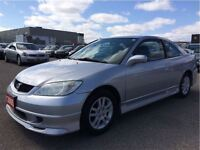 2005 Honda Civic EXTRA TIRES*AUTOMATIC**AIR CONDITIONING*