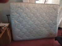 King size mattress Free delivery