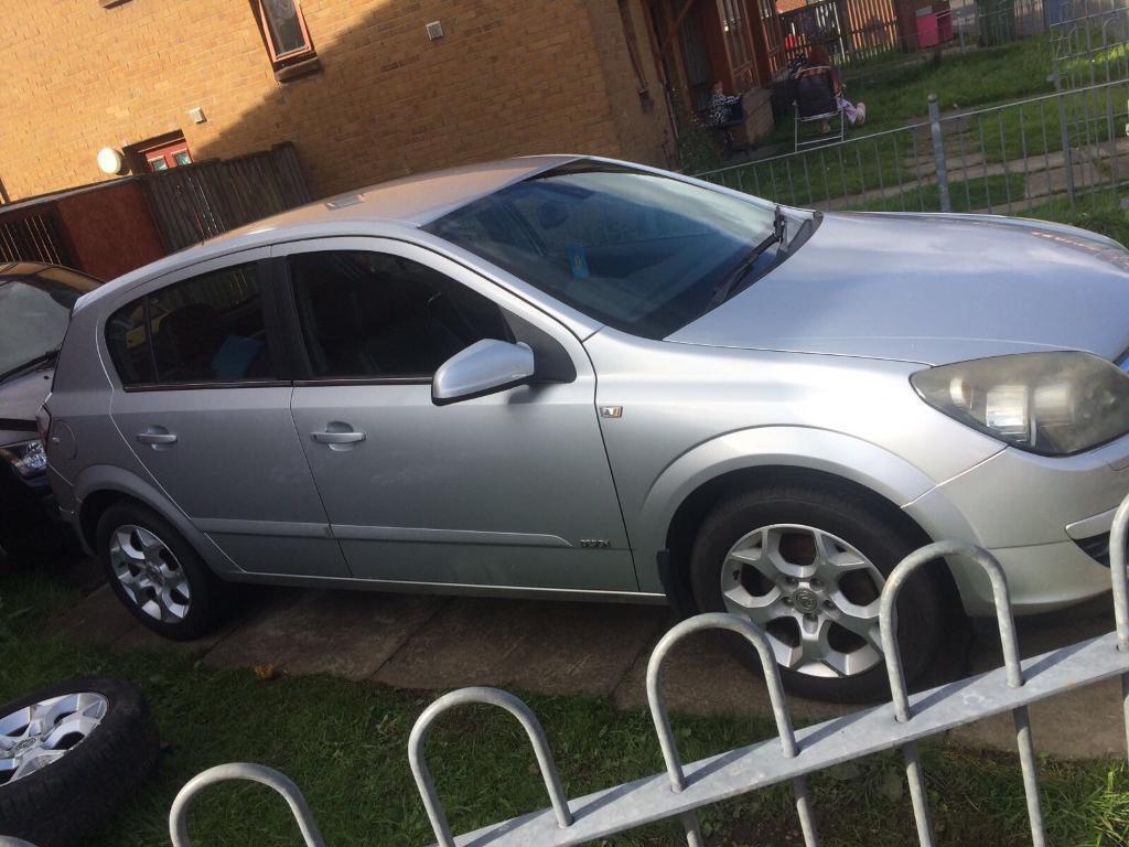 Vauxhall Astra 1.8