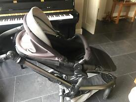 Jané Buggy and Travel System