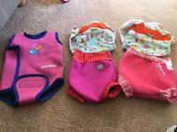 Swim Bundle Baby Girl