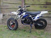 Motorbike 50cc dirtbike