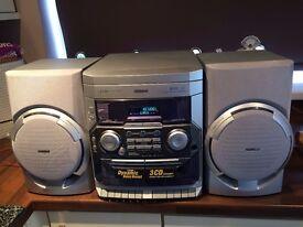 Phillips C170 Hi-Fi System
