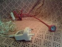 LOVELY IKEA PINK CLIP ON LIGHT,IMACULATE CONDITION