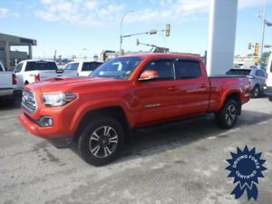 2017 Toyota Tacoma TRD Off Road Double Cab w/5' Box