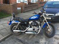 Harley Davidson 883 2008