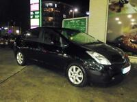 Toyota Prius T4 Hybrid 1 Years Mot Automatic £10 A Year Rd Tax Bargain