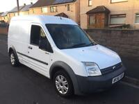 Ford Transit Connect T230 90LX Hi Top A/C