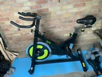 Spinning/exercise bike Very good condition £185 ONVO can deliver
