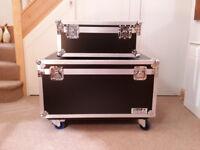 Roland TD20/TD30/TD30K Drum Kit Flightcases by Total Impact Protection (TIP) (Hardcases)