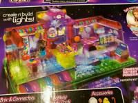 LiteBrix Candy Shop As New Lego