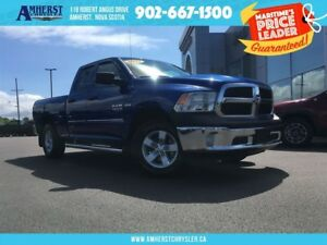 2017 Ram 1500 SXT HEMI 4X4 1 OWNER, LOW KM