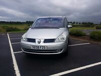 09 Plate Renault Espace IV, 2,0 dCi, 150BHP , 7 seater