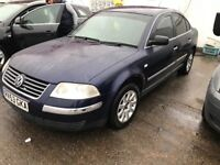2003 valkswagen Passat for sale £700