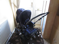 Gesslein Trekking Pram, perfect for everyday use or outdoor use