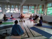 14 Days Yoga & Meditation Retreat in Rishikesh