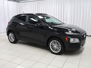 2018 Hyundai Kona --------$1000 TOWARDS TRADE ENHANCEMENT OR WAR