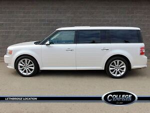 2011 Ford Flex Limited w/EcoBoost
