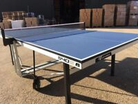 Cornilleau Competition 540 ITTF Indoor Table Tennis Table *ASSEMBLED* (used) - COLLECTION ONLY