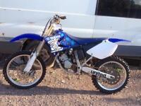Yamaha YZ 125cc 2005