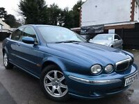 Jaguar X-Type 2.1 V6 Automatic Service History Leather Seats 4 New Tyres Long MOT 2 Keys