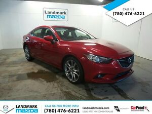 2014 Mazda Mazda6 GT /LEATHER/ MOONROOF