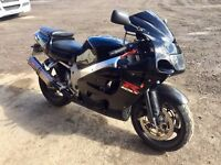 SUZUKI GSXR 600 Low Mileage Great Condition New Tyres 12 Months MOT
