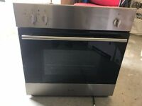 Brand New Built-In Gas Oven